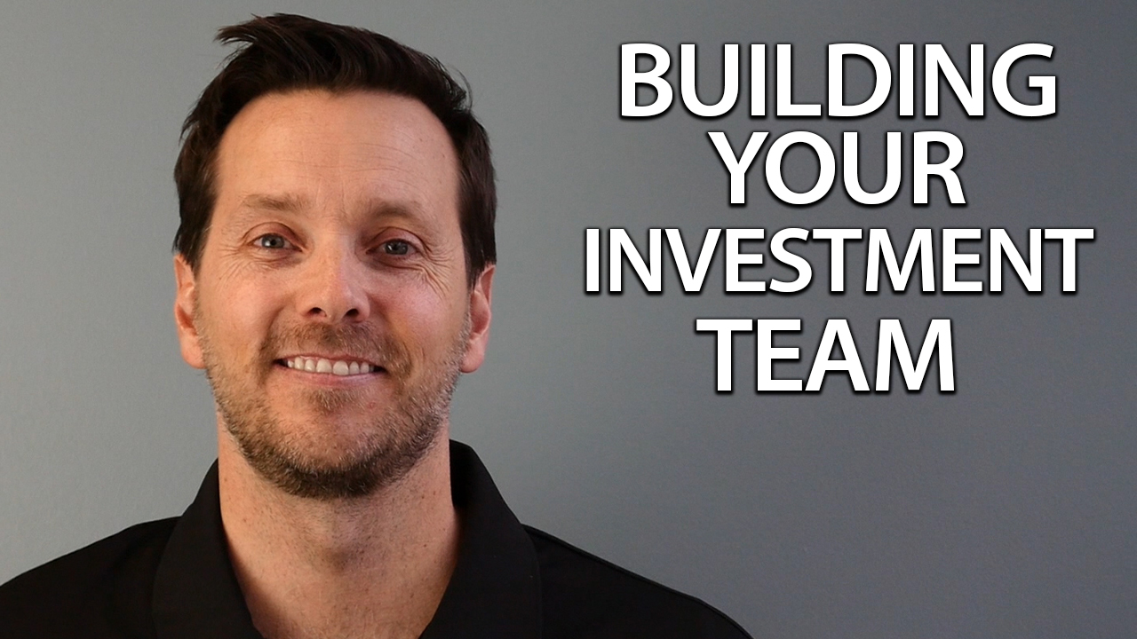 The Professionals Who Should Make Up Your Investment Team