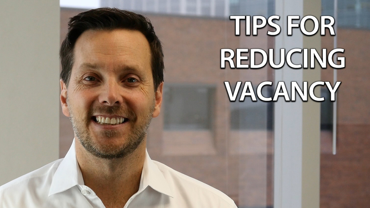 How to Reduce Vacancy in Your Rental Property