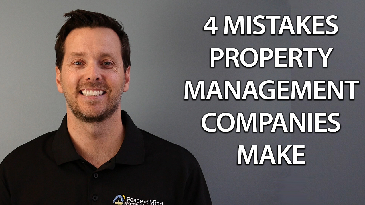 Be Sure Your Property Manager Avoids These 4 Mistakes