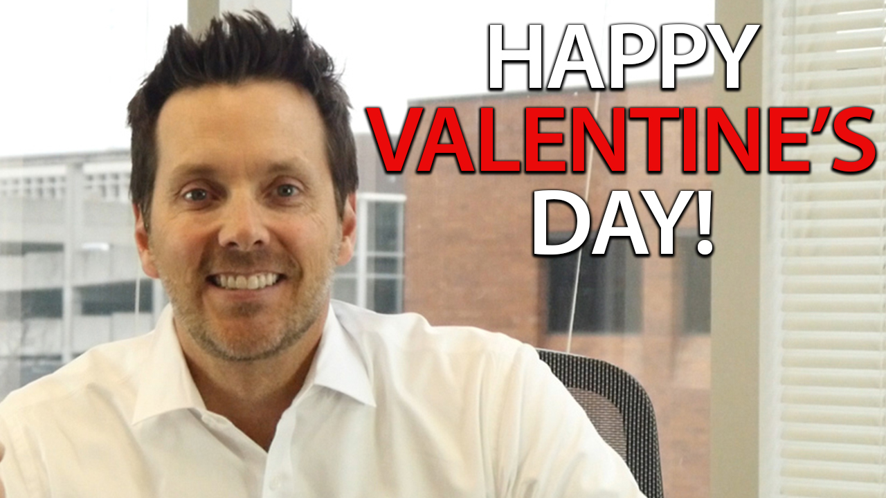 Happy Valentine's Day From Peace of Mind Property Management