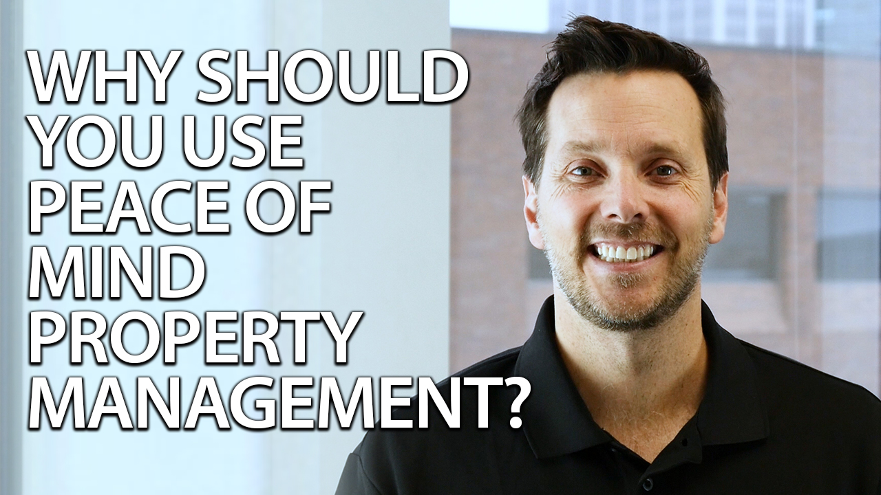 3 Reasons to Hire Peace of Mind Property Management