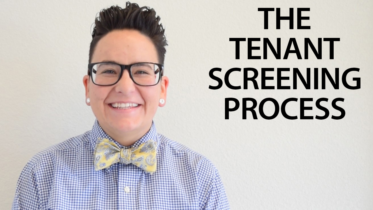 What Is Our Tenant Screening Process?