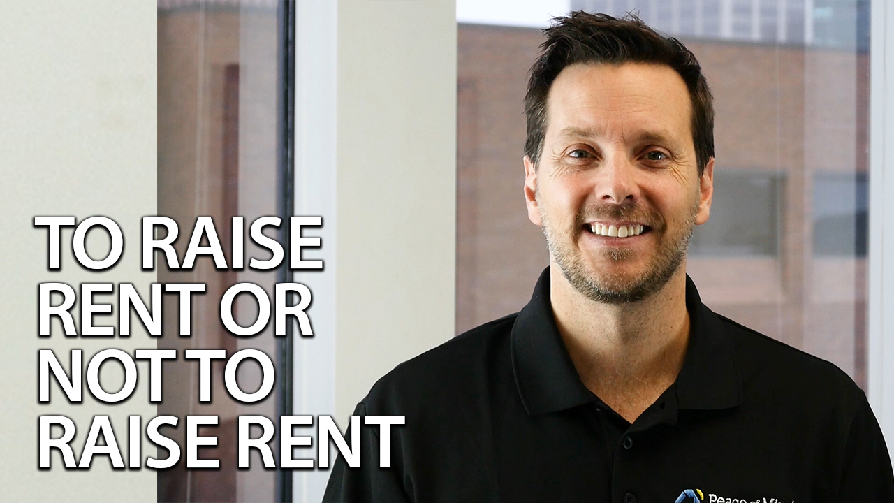 When Is It Time to Raise Your Rental Rates?